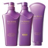 TSUBAKI上質豐盈軟塌髮適用 洗髮精/潤髮乳/護髮霜【寶雅】