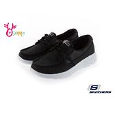 Skechers懶人鞋 男鞋 GO WALK5 走路鞋 健走鞋 運動鞋 免鞋帶 瑜珈 S8242#黑色◆OSOME奧森鞋業