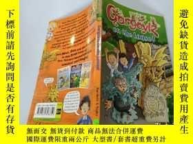 二手書博民逛書店Gargoylz罕見on the loose :格戈伊爾茲逍遙法外Y200392
