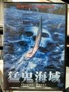 挖寶二手片-H10-020-正版DVD-電影【猛鬼海域】-達米雪兒 蘇珊約克(直購價)
