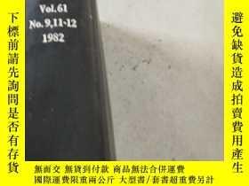 二手書博民逛書店hydrocarbon罕見processing Vol.61 N
