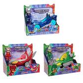 【PJ Masks 睡衣小英雄】旋風賽車組( 三款可選 )╭★ JOYBUS玩具百貨