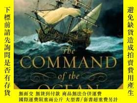 二手書博民逛書店The罕見Command Of The Ocean: A Nav