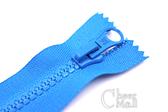 5號塑鋼拉鍊20cm-310(藍)