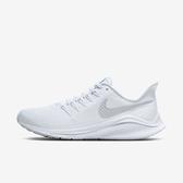 Nike W Air Zoom Vomero 14 [AH7858-102] 女鞋 運動 休閒 慢跑 氣墊 緩震 白銀