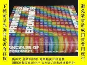二手書博民逛書店PRINCIPLES罕見OF ECONOMICSY5919