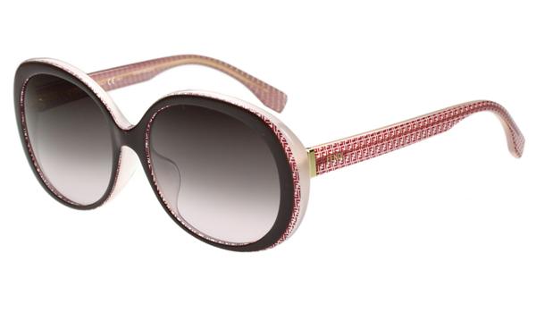 Fendi -時尚太陽眼鏡(粉紅色)