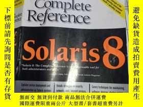 二手書博民逛書店The罕見Complete Reference Solaris8