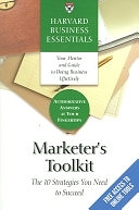 二手書博民逛書店《Marketer s Toolkit: The 10 Strategies You Need To Succeed》 R2Y ISBN:1591397626