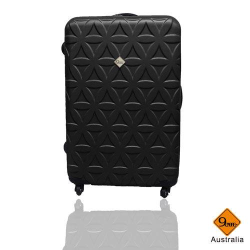 行李箱28吋 ABS材質 花花系列【Gate9】