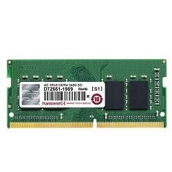 【綠蔭-免運】創見JetRam DDR4 2400MHz 4GB 筆電記憶體 (JM2400HSH-4G)