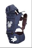 【VIVIBABY】迪士尼米奇坐墊型背巾 藍DSI671B/紅DSI672R