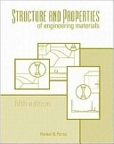 二手書博民逛書店 《Structure and Properties of Engineering Materials》 R2Y ISBN:0071201343
