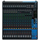 【音響世界】Yamaha MG20XU 20軌混音器(公司貨) - SPX效果器/USB錄音/送美製5米鍍金麥克風線2條