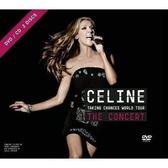 席琳狄翁 為愛冒險世界巡迴演唱會DVD附CD Celine Dion Taking Chances World Tour