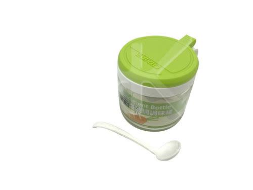 【好市吉居家生活】 G013002 健康煮玻璃調味罐 小 鹽巴罐 糖罐 醬料罐