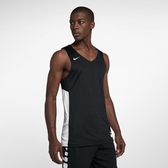 R-NIKE Tank Reversible 男裝 上衣 背心 籃球 雙面穿 黑 白 小勾 運動 休閒 透氣 舒適 867766-012