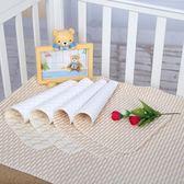 新生嬰兒隔尿墊防水可洗純棉透氣彩棉寶寶隔尿墊小號防漏尿片布墊 萬客居