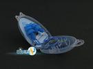 *日光部屋* Nile (公司貨)/N-1718-BLU 傘形三重阻水矽膠耳塞