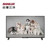 【SANLUX 台灣三洋】40型 LED背光液晶電視《SMT-40MA3》178度超廣角水平可視角度(不含視訊盒)