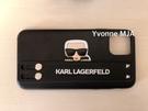 Yvonne MJA卡爾拉格菲爾德預購KARL LAGERFELD老佛爺正版iphone 11 pro max 手機殼