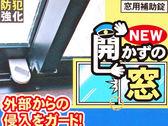 日本製 免安裝 隨裝即可用 窗戶警察 氣窗安全鎖 防竊賊 防小偷  《生活美學》
