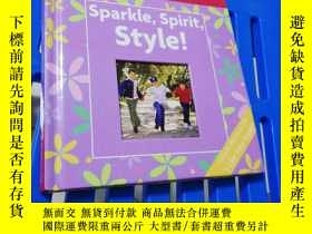 二手書博民逛書店罕見Sparkle,Spirit,StyleY267886