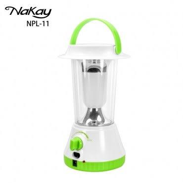 NAKAY 充電式LED 露營燈 NPL-11