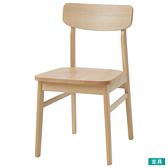 ◎木質餐椅 FILLN3-M LBR NITORI宜得利家居