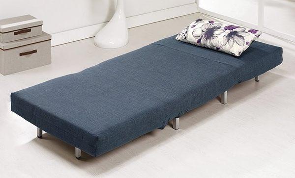 8號店鋪 森寶藝品傢俱 a-01 品味生活 沙發系列730-1 尼古沙發床(可拆洗)(附抱枕1個)【