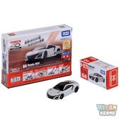 TOMICA 多美小汽車 4D版 本田Honda NSX White 04 (TAKARA TOMY) 61683