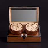 德國進口搖錶器迷你轉錶器機械錶自動上練晃錶器單錶家用手錶盒小  ATF  魔法鞋櫃