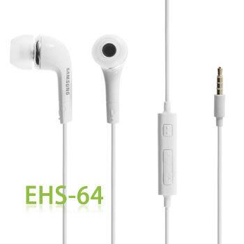 SAMSUNG EHS-64 TAB2 P3100/P3110/P5100/P5110原廠雙耳立體聲線控耳機