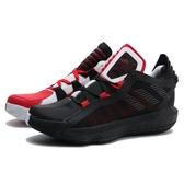 ADIDAS 籃球鞋 DAME 6 GCA 黑白紅 鴛鴦 避震 男 (布魯克林) FY0850