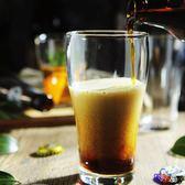 【Bbay】 酒杯 6隻裝 啤酒杯 酒杯 大號 玻璃 扎啤杯