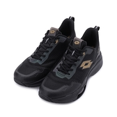 LOTTO SP600 前掌氣墊跑鞋 黑 LT1AMR3010 男鞋