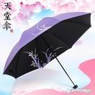傘遮陽傘防曬防紫外線三折疊雨傘女神創意太陽傘晴雨兩用 Cocoa