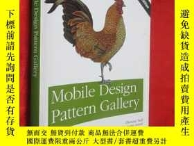 二手書博民逛書店Mobile罕見Design Pattern Gallery,
