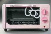 【震撼精品百貨】Hello Kitty 凱蒂貓~Hello Kitty 三段全方位小烤箱
