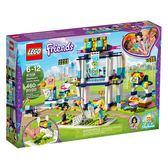【LEGO 樂高積木】Friends 姐妹淘系列-斯蒂芬妮的體育場 LT-41338