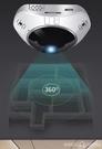 特賣監控器寶氣 360度全景攝像頭wifi監控器手機無線網絡遠程家用夜視高清  LX