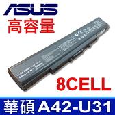 華碩 ASUS A32-U31 原廠規格 電池 8芯 U31 U31E U31F U41 U41E U41F P31 P31F P31J P41 P41F X35 X35F X35J