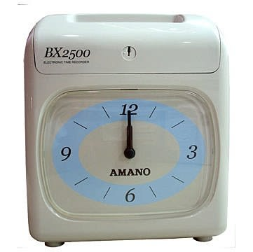 AMANO 打卡鐘 BX-2500
