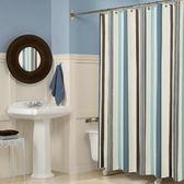 浴簾-衛生間浴簾套裝遮光防水加厚防霉浴室窗簾門簾隔斷淋浴簾布掛簾子