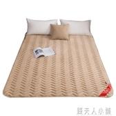 南極人法蘭絨床墊床褥1.8x2.0米墊子軟墊1.5m褥子墊被防滑保護墊ATF 錢夫人