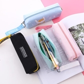 飄帶筆袋創意簡約文具袋小清新創意鉛筆袋