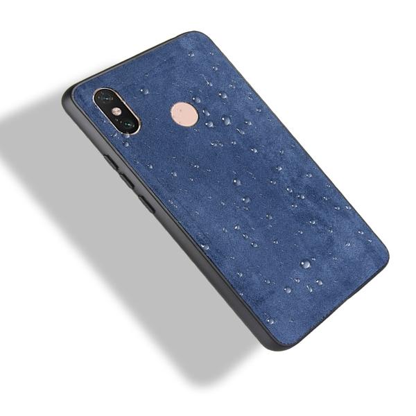 小米Max3 手機殼 簡約 歐蒂蘭絨 布紋 防滑 保護套 全包 防摔 軟殼 防水 輕薄 保護殼 時尚 手機套