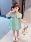 女童夏裝套裝2021新款洋氣網紅兒童夏季休閒兩件套女寶寶時髦韓版 蘿莉新品
