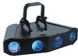 舞台燈光 LED四眼燈