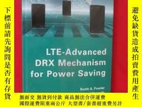 二手書博民逛書店Lte-Advanced罕見Drx Mechanism for